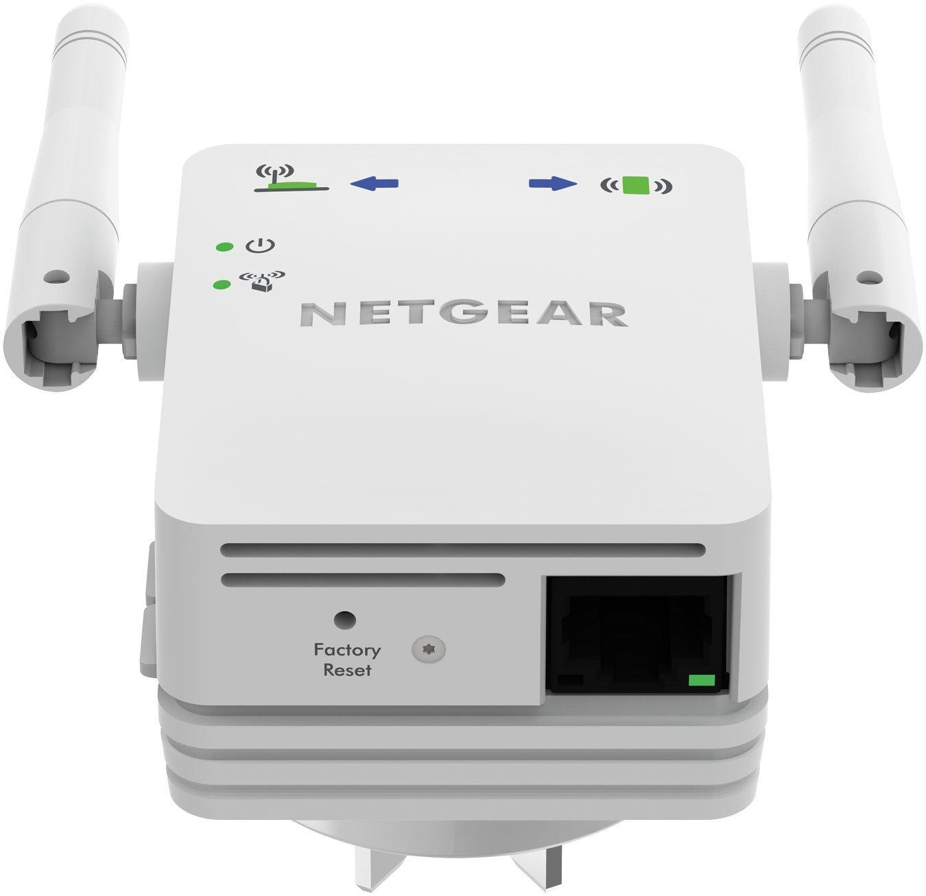 Bon plan netgear wn3000rp 100fr v2 r p teur universel wifi for Repeteur wifi exterieur netgear