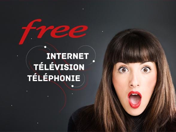 Bon plan vente priv e free adsl abonnement par for Free courant porteur