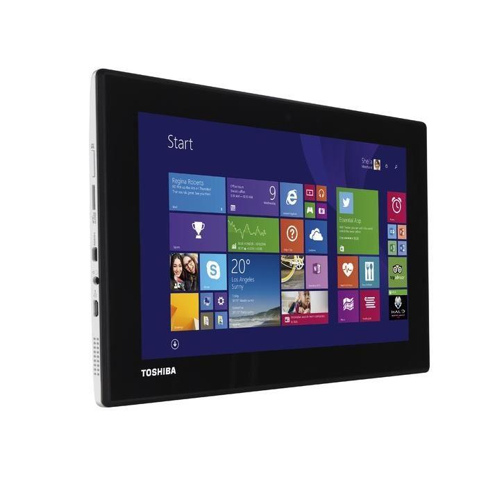 bon plan pc convertible tablette toshiba satellite click. Black Bedroom Furniture Sets. Home Design Ideas