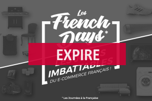 Deal expiré Les fil des offres du French Day 2019 , le Black Friday (...)