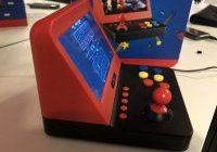 Deal Test mini Borne Arcade Retrogaming AIWO G1000, un coup (...)