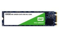 Deal Disque SSD M2 2280 Western Digital Green 120GO à 24€90 @ (...)