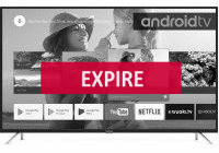 Deal expiré TV THOMSON 55UD6406 4K UHD et ANDROID TV à 399€99 @ (...)