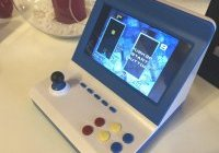 Deal Test mini Borne Arcade Retrogaming Ragebee, mieux que (...)
