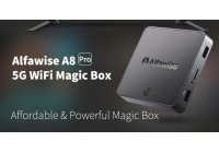 Deal Box TV Android Alfawise A8 Pro 4K et Wifi double (...)