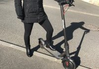Deal Test Trottinette Electrique Alfawise M1, l'alternative (...)
