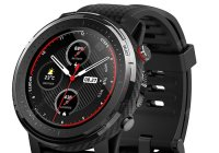 Logo Nouvelle Smartwatch Stratos 3, 19 Sports et 8 (...)